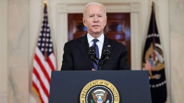 Biden vows to help 'rebuild' Gaza, insists on two-state solution