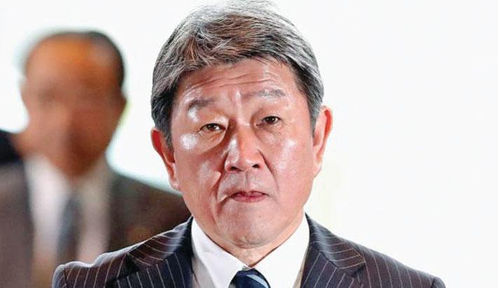 Japan warns Myanmar of freezing all aid