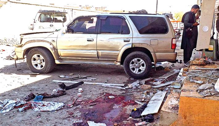 Six killed in Blast at Pak rally