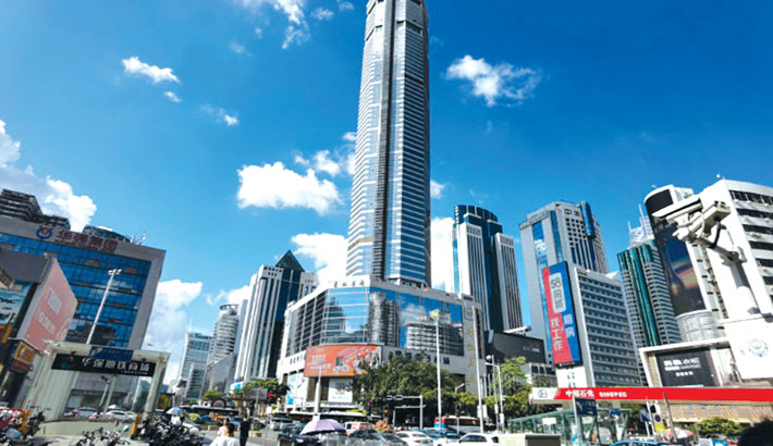 China's 'shaking building' to stay closed for inspection