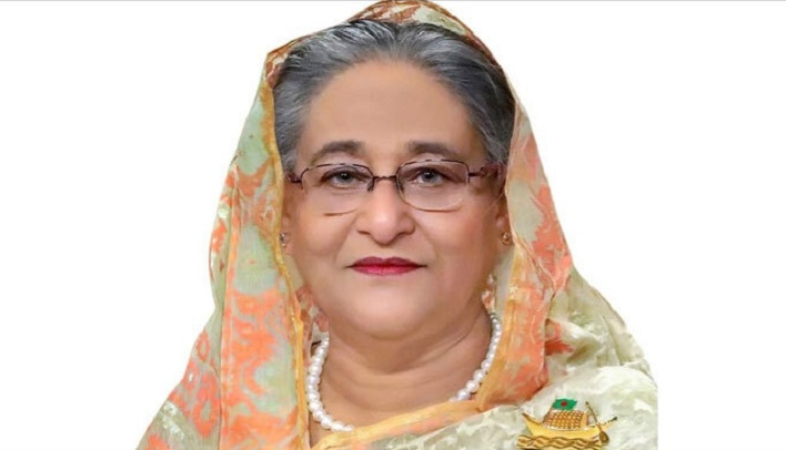 Prime Minister Sheikh Hasina urges youths to be self-reliant thru fish farming
