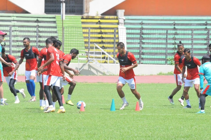 Nat'l team likely to play practice matches in Saudi Arabia