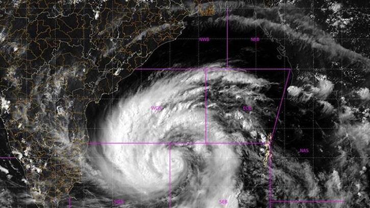 Cyclone brewing over Andaman Sea 'may hit Bangladesh coast'
