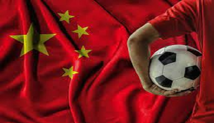 'Patriotic education' to give China players 'positive energy' for World Cup qualifiers