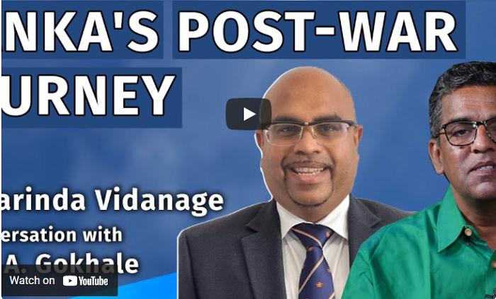 'Political Forces, Not Communities Are Destabilising Sri Lanka'