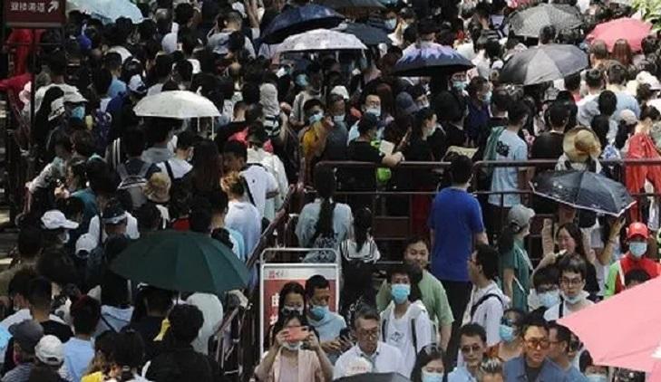 China's metropolises facing problem of aging population: Report