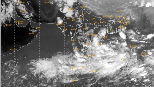 Low pressure may turns into cyclonic storm over Bay