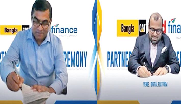 BD Finance, Bangla Trac ink agreement