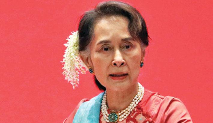Suu Kyi in good health, will appear soon: Myanmar junta