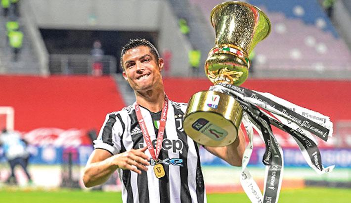 Ronaldo still a Juve player, says Pirlo
