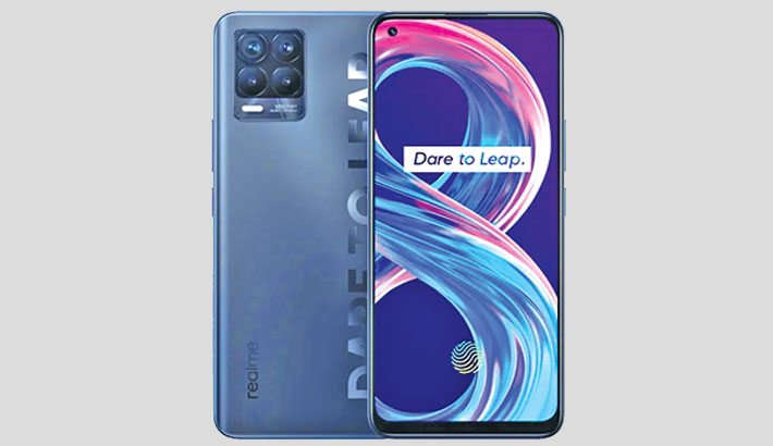 Realme launches realme 8 Pro smartphone