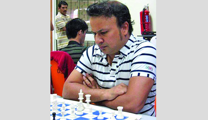 Asian Continental Individual Chess: Niaz ranks third after day 3