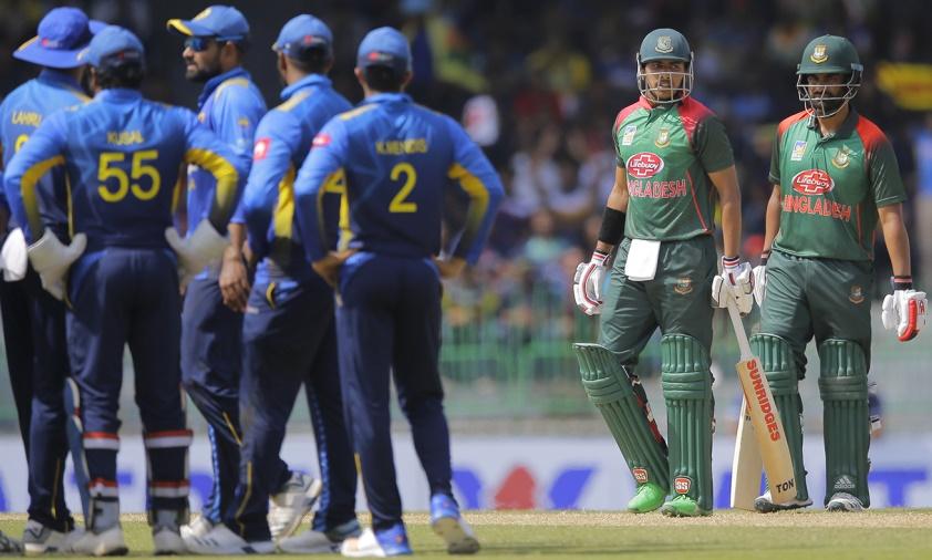 Bangladesh Sri Lanka series to continue as per plan