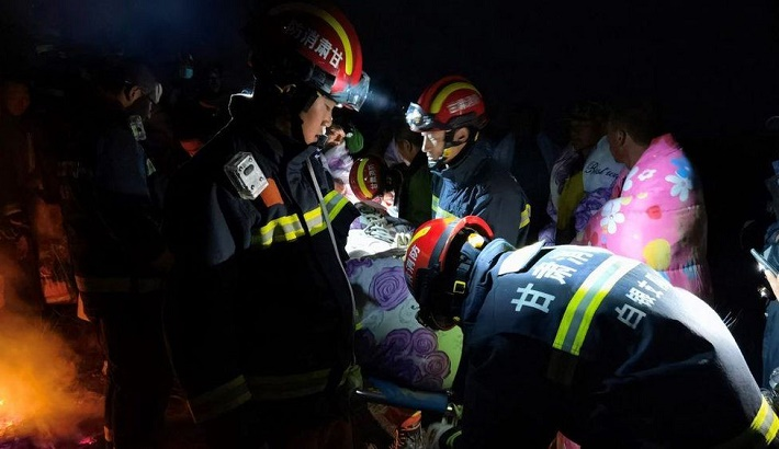 China race: Severe weather kills cross-country runners