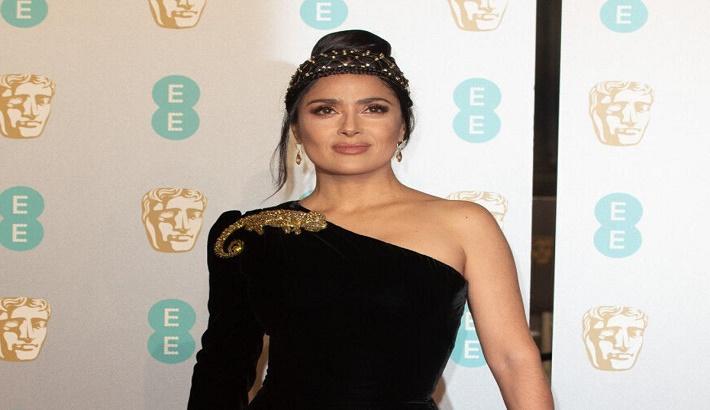'I was terrified of the costume in Eternals': Salma Hayek