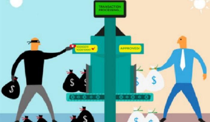 Money laundering in the name of bitumen import!