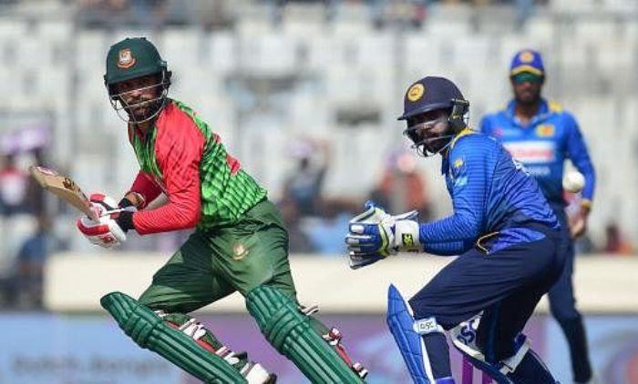 Bangladesh win toss, elect to bat first against Sri Lanka