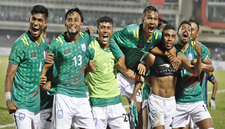 BFF defer national team's Saudi Arabia trip