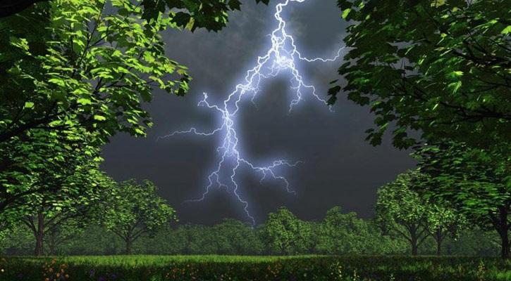 Lightning strike kills 4 in Chapainawabganj
