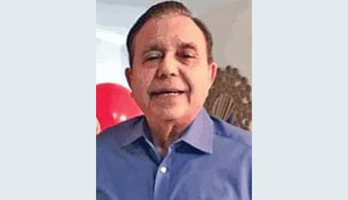 Prof Zillur Rahman dies in USA