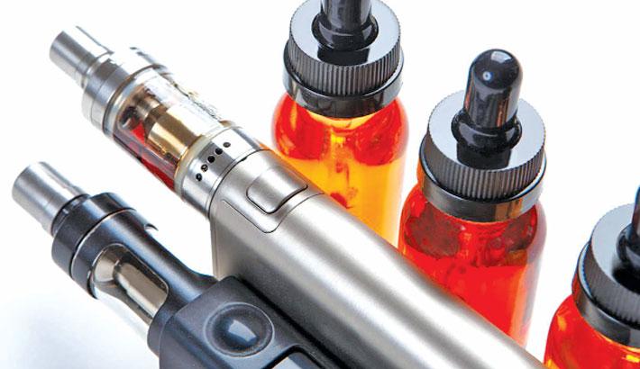 E-cigarette on A&E trial