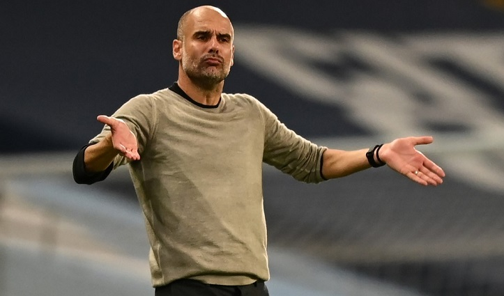 Man City only need one shot at Champions League glory - Guardiola