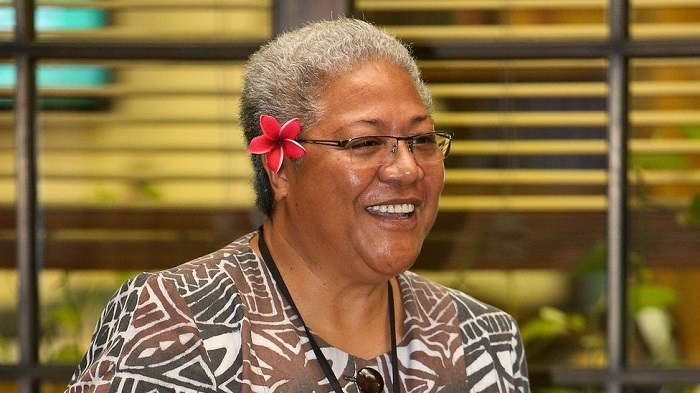 Samoa's first female PM locked out of parliament by losing opponent
