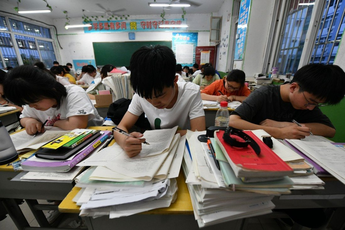 Few classes, pizza for lunch and admission to top universities: the lifestyle of elite Chinese secondary school students causes fury