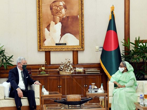 Rohingya repatriation looks uncertain: PM tells UNGA President