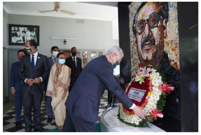 UNGA President pays tribute to Bangabandhu