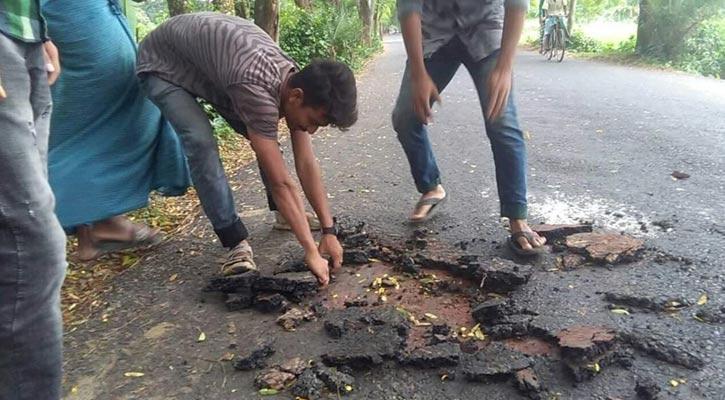 'Use of low-quality bitumen worries govt, public'