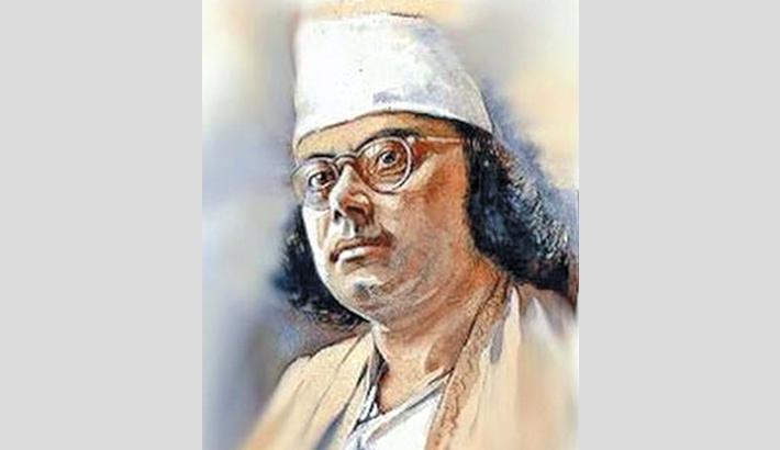 Nazrul's birth anniv today