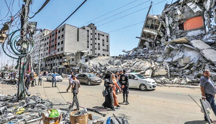 Ceasefire Not Enough for Peace in Palestine