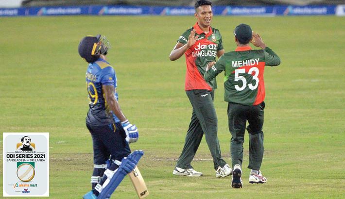 Tigers eye maiden series win against SL