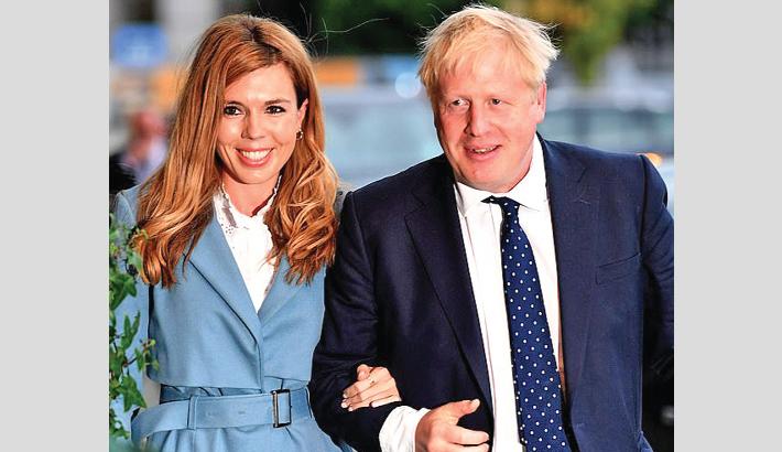 Boris Johnson sets his wedding date