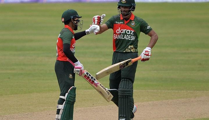 Bangladesh set Sri Lanka to chase 247 in 2nd ODI