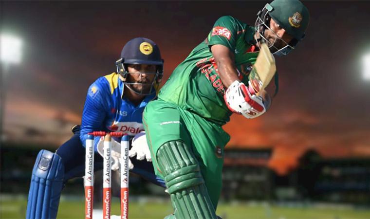 Bangladesh bat against Sri Lanka, Shoriful makes ODI debut