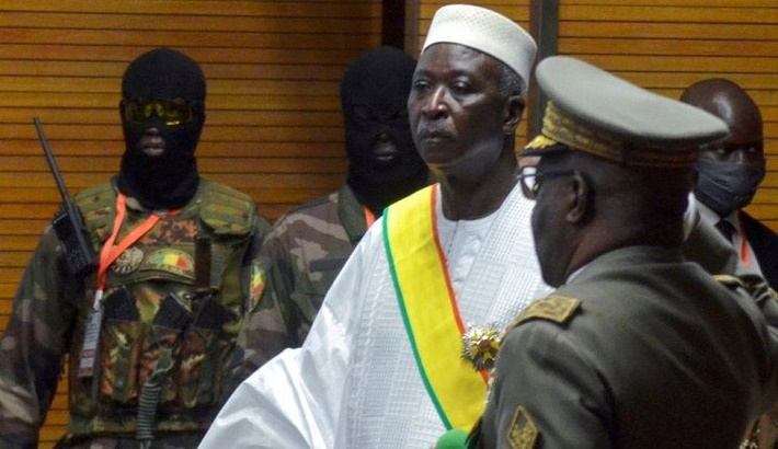 UN calls for immediate release of Mali President Bah Ndaw