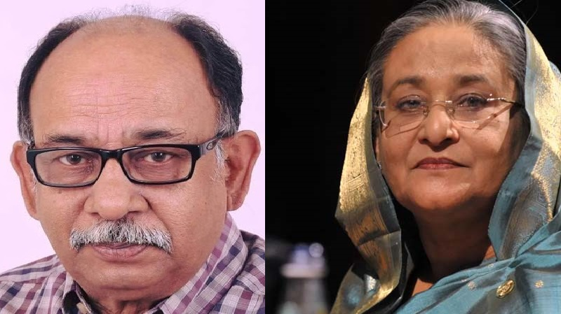 PM mourns death of Bangla Academy DG Habibullah Sirajee
