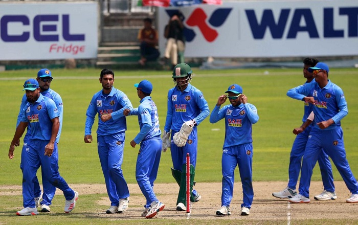 Cricketers to receive pay cut in DPL