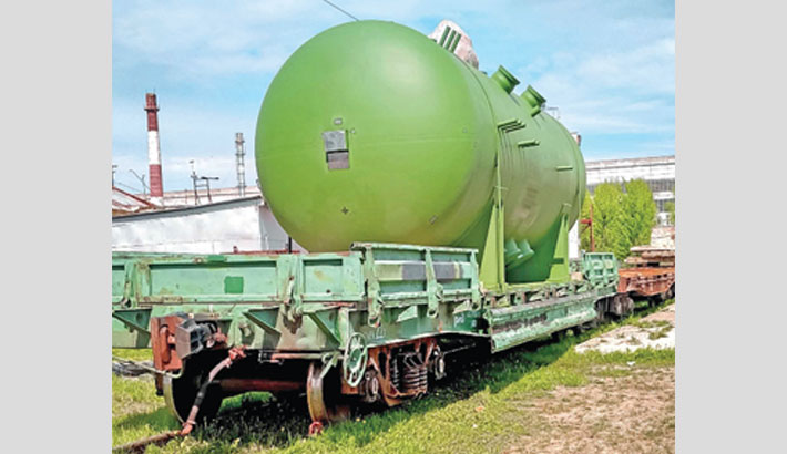 Russia ships equipment for Rooppur plant unit 2