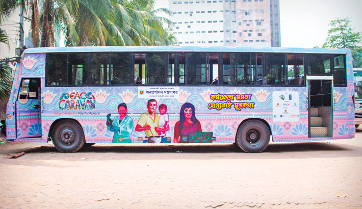 'Peace Caravan' launched