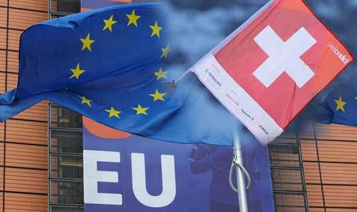 EU 'regrets' Swiss decision to end deal talks