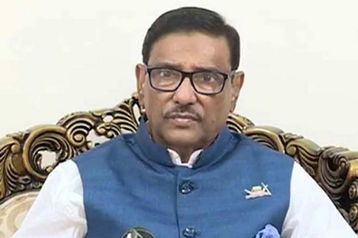 Standing by people during disasters is AL's tradition: Quader