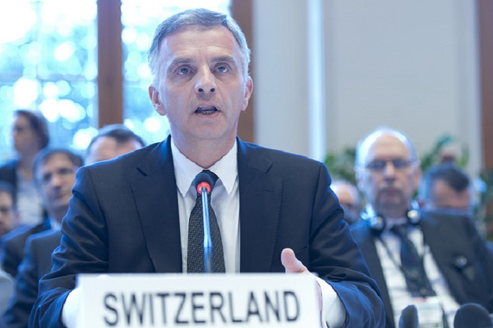 Switzerland ends talks with EU on cooperation deal