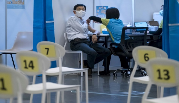 Hong Kong could end up throwing away unused Covid jabs