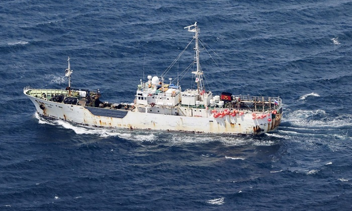 Three dead as Japan fishing boat collides with Russia ship