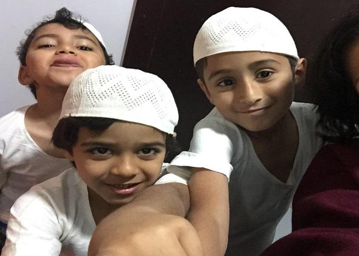Bringing smiles to children of lesser God