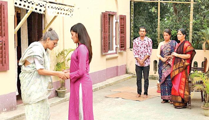 Jamindar Bari, a drama serial