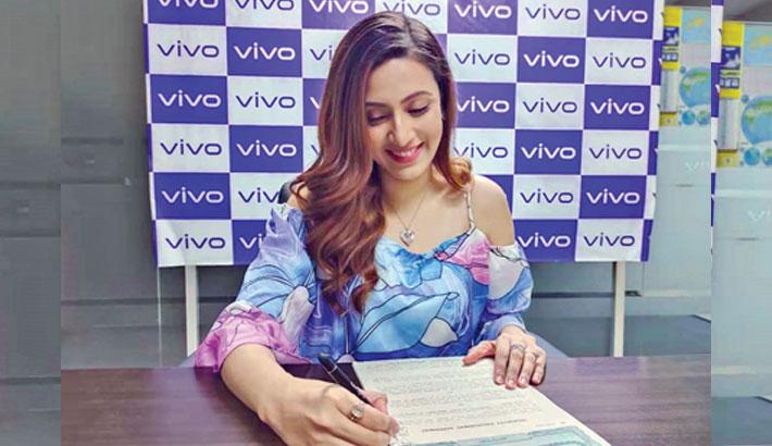 Mim becomes brand ambassador of vivo